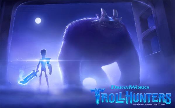 Guillermo del Toro's Trollhunters