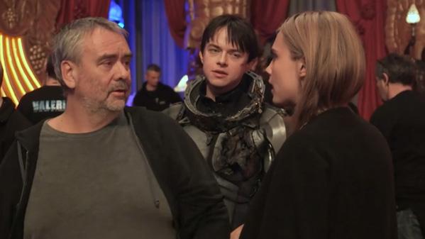 Luc Besson's Valerian