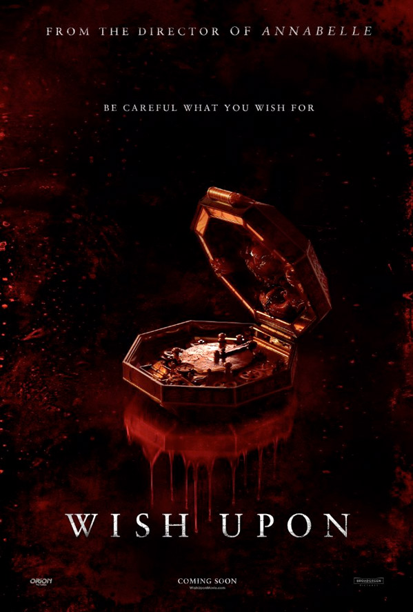 Wish Upon Poster