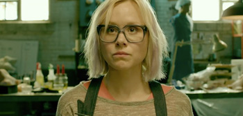Alison Pill & Gael García Bernal in Comic Book Mashup 'Zoom' Trailer