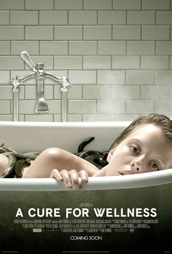 A Cure for Wellness Poster
