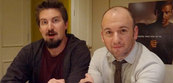 Adam Wingard & Simon Barrett