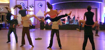 Official Trailer for 'Alive & Kicking' Documentary About Swing Dancing