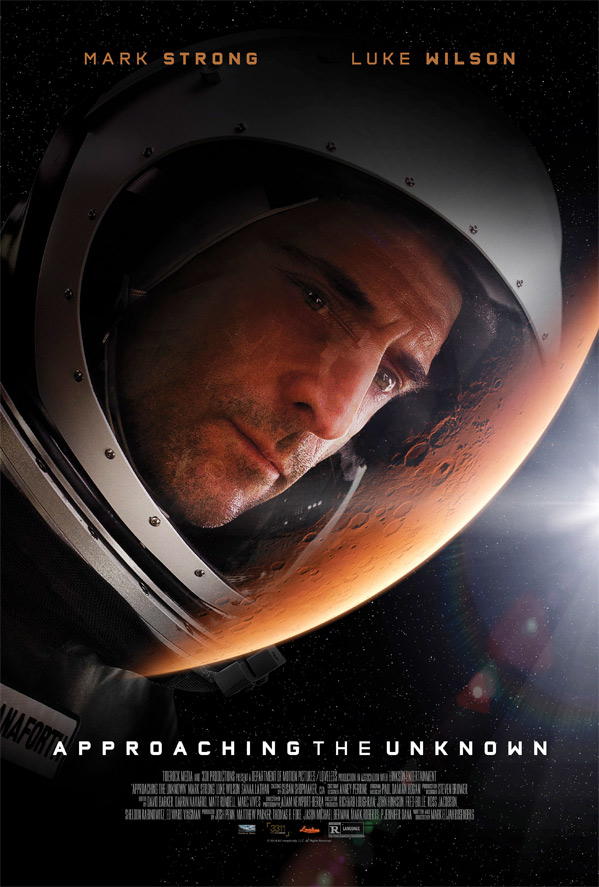 Approaching the Unknown Poster