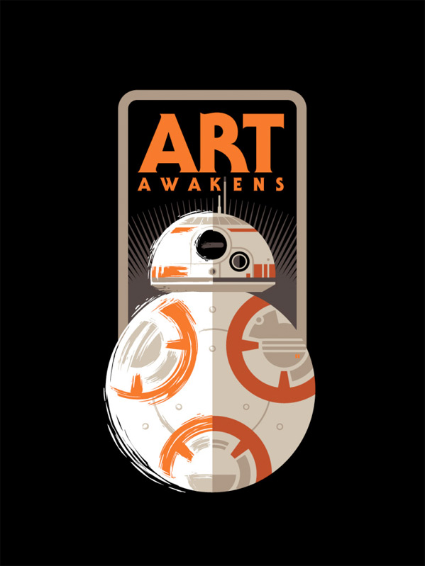 Star Wars Art Contest