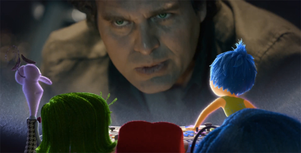 Inside Out / Avengers: Age of Ultron
