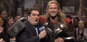 Saturday Night Live - Avengers: Age of Ultron