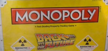 Back To The Future Monopoly Yahtzee Amp More Coming This