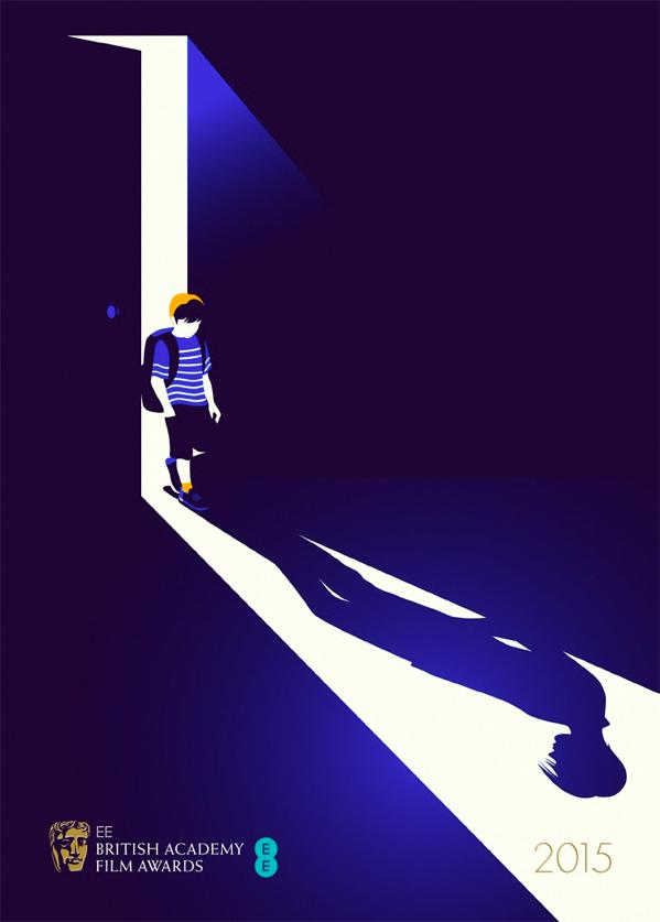 BAFTA Nominee Neo-Noir Posters