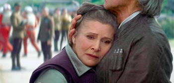 Rest in Peace - Actor & Writer Carrie Fisher Has Passed Away at Age 60