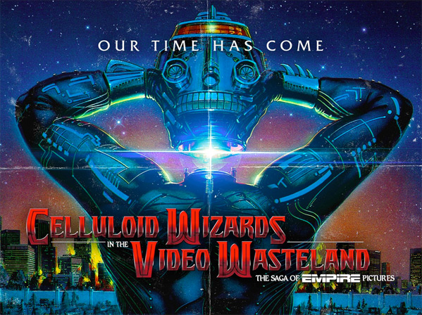 Celluloid Wizards in the Video Wasteland Poster