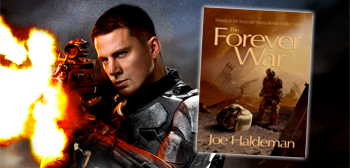 Warner Bros. & Sony Battle for Channing Tatum in 'The Forever War'