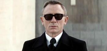 Daniel Craig James Bond Tribute