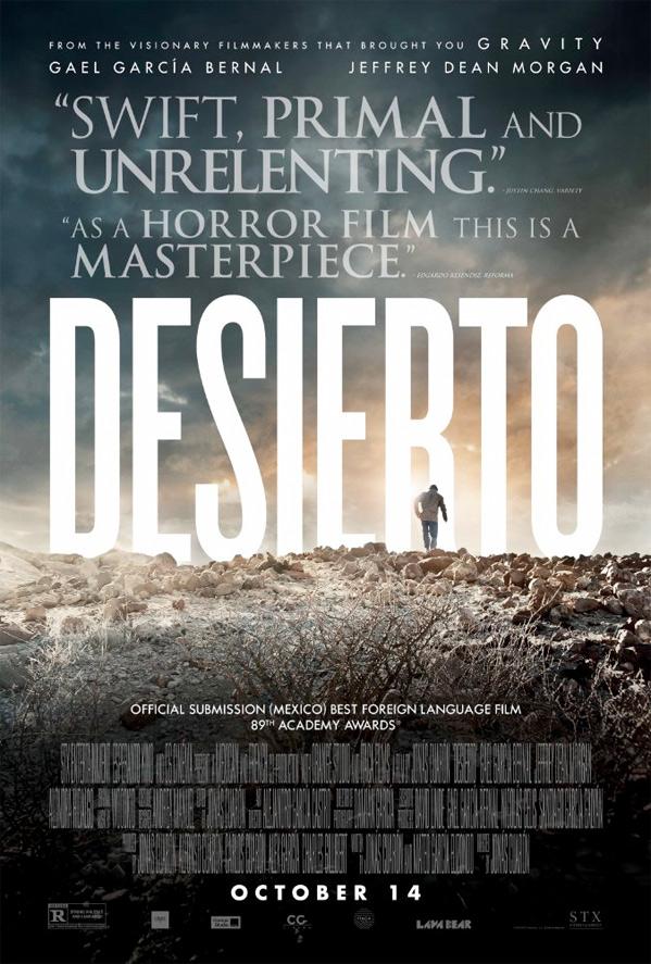 Desierto Poster US
