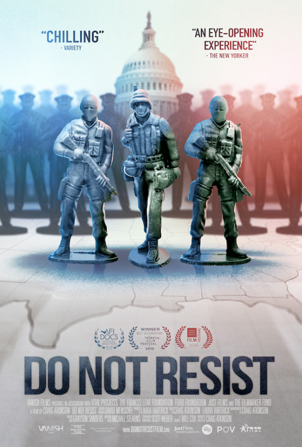 Do Not Resist Doc Poster