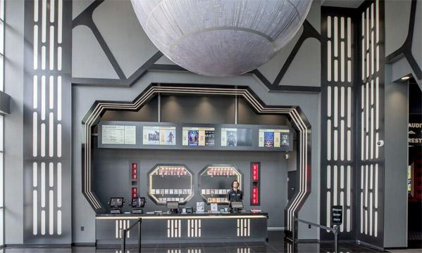 Alamo Drafthouse Star Wars - Omaha