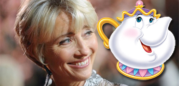 'Beauty and the Beast,' Arrives in March 2017, Gets Emma Thompson