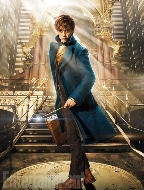 Fantastic Beasts and Where to Find Them - First Look