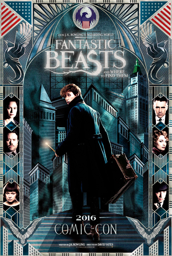 Fantastic Beasts and Where to Find Them YIFY subtitles