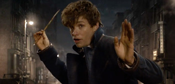New Comic-Con Trailer for 'Fantastic Beasts and Where to Find Them'