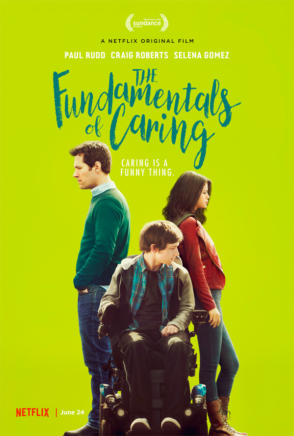 The Fundamentals of Caring Poster