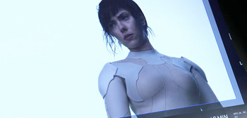 Mamoru Oshii Visits the 'Ghost in the Shell' Movie in New Featurette