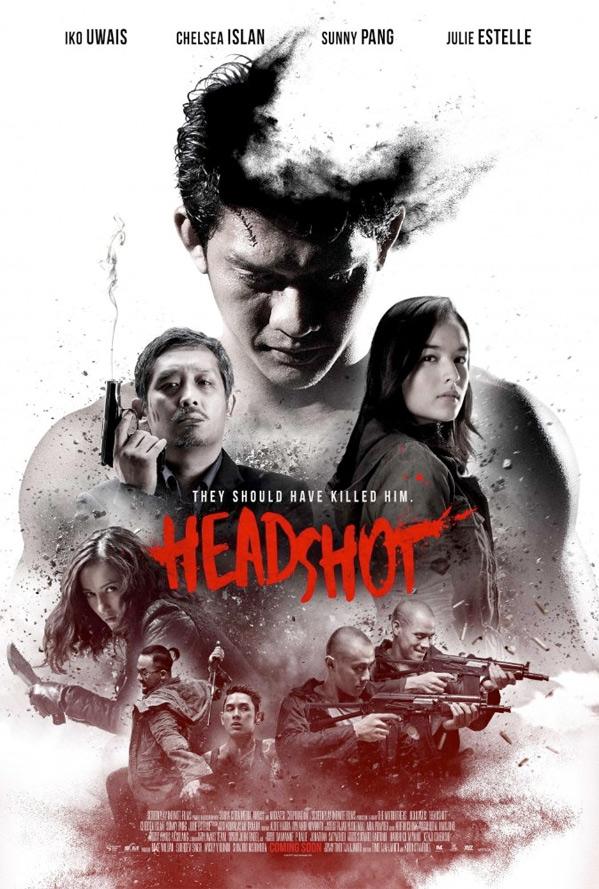 Headshot Poster