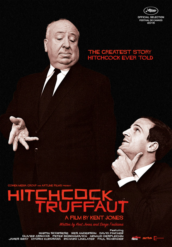 Hitchcock/Truffaut Documentary