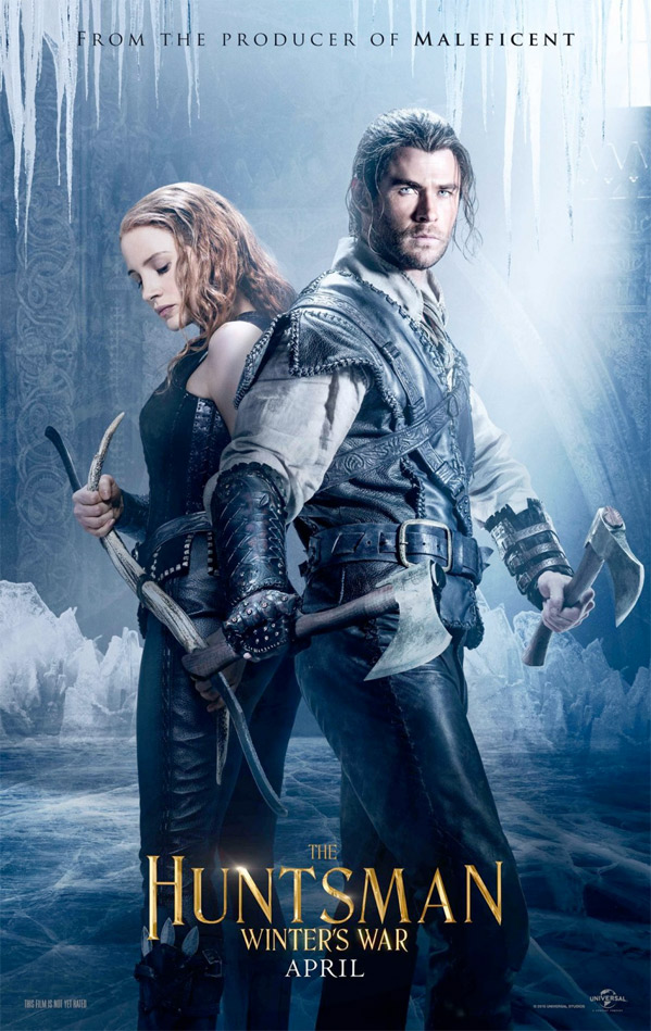 The Huntsman Poster