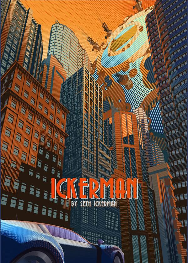 Ickerman Poster