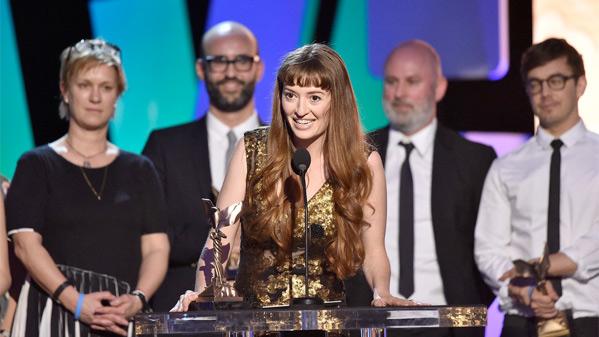 Winner: Marielle Heller