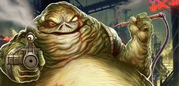 Guillermo del Toro Has an Idea for a Jabba the Hutt Gangster Movie