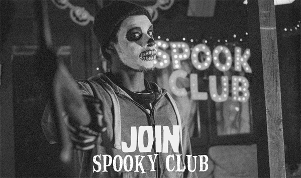 Join Spooky Club
