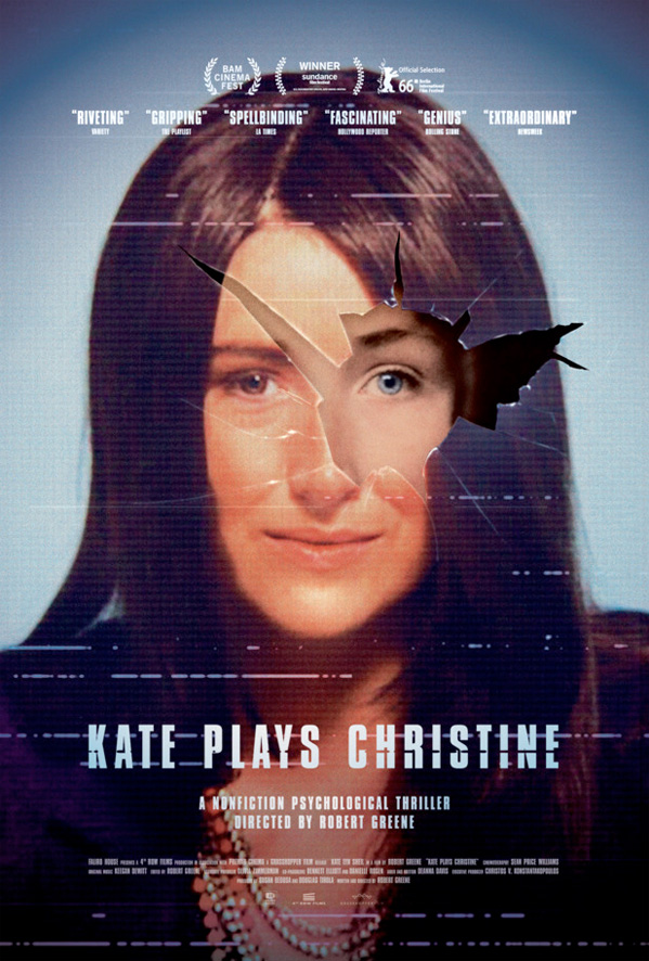 Kate Plays Christine Doc Poster