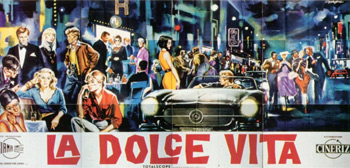Federico Fellini's 'La Dolce Vita' Next Classic Film Up for a Remake