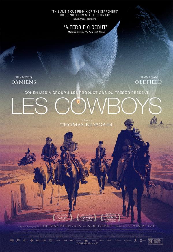 Les Cowboys Poster