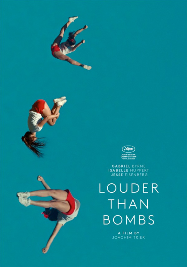 Louder Than Bombs - Cannes Poster