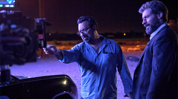 James Mangold Directing Logan