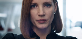 Miss Sloane Movie Trailer