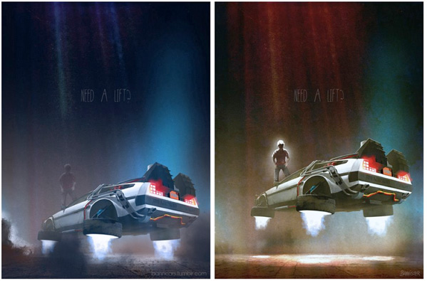 Nicolas Bannister - Back to the Future