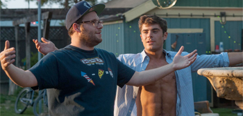 Seth Rogen & Zac Efron are Back in 'Neighbors 2' for Summer 2016