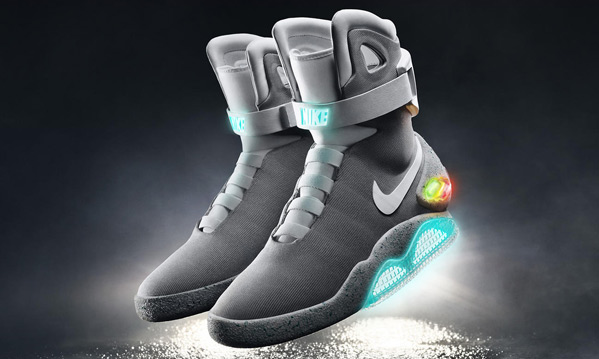 Nike - Back to the Future Sneakers