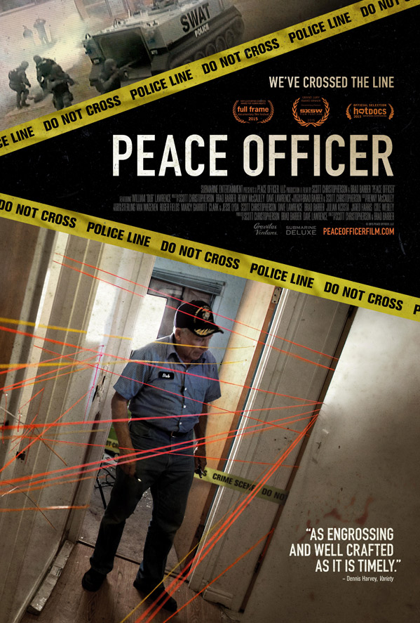 Peace Officer Doc Poster