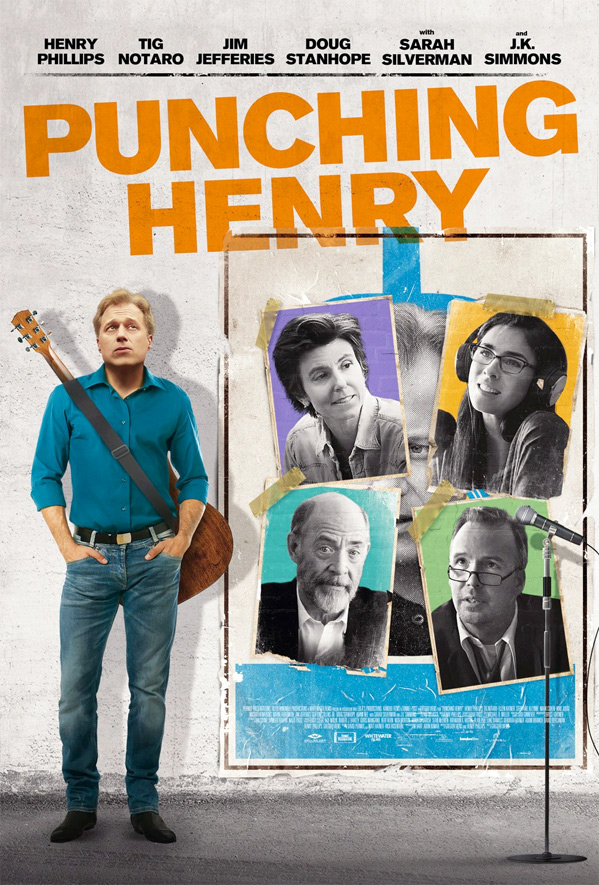 Punching Henry Poster