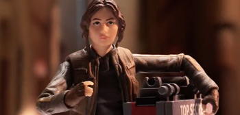 Rogue One Toys Short Film