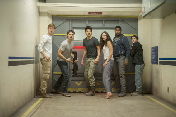 Maze Runner: Scorch Trials