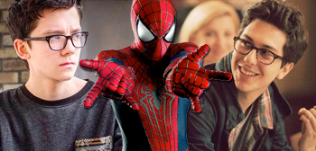 Asa Butterfield / Spider-Man / Nat Wolff