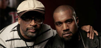 Spike Lee & Kanye West