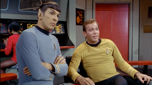 the evolution of star trek captains essay