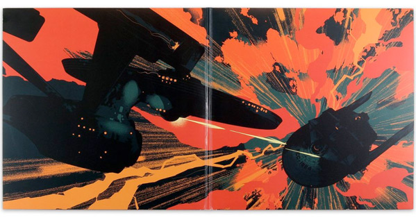 Check Out Matt Taylor S Art For Mondo S Wrath Of Khan